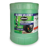Slime SDSB-5G Super Duty Tire Sealant 5 Gallon Bucket
