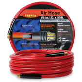"Legacy HWF3850RD2 Work-Force Air Hose 3/8"" Id X 50', Red"