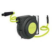 "Legacy L8250FZ Flexzilla 3/8"" x 50' Air Hose Reel"