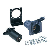 Hopkins 48465 7-Pole RV Blade Trailer Connector Kit