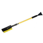 "Hopkins 5412PBT 54""Pivoting Snowbroom W/Scrpr"