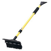 "Hopkins 2610XM SubZero 52"" Telescoping Snow Brush w/Ice Chisel"