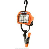 Designers Edge L845 250 Watt Halogen Work Light w/Heavy Duty Clamp & Swivel
