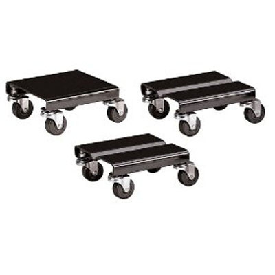 Larin LSDS1 Snowmobile Dolly Set 3pc, 1,500 lb. Capacity