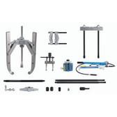 OTC 1688 17-1/2-Ton Hydraulic Puller Set
