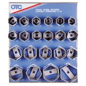 OTC 9850 Locknut Wrench Display