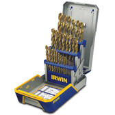 Irwin 3018003 29pc Drill Bit Set Titanium
