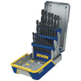 Irwin 3018004 29pc Drill Bit Set Heavy Duty