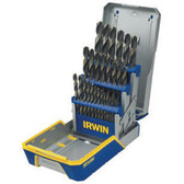 Irwin 3018005 29pc Drill Bit Set Black & Gold