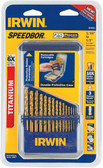 Irwin 3018011 29pc Turbomax Drill Bit Set
