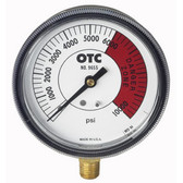 OTC 9655 Pressure Gauge