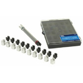OTC 4747 Spoke Torque Wrench Set, 22 piece