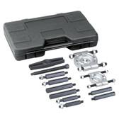 OTC 4518 5-Ton Bar-Style Puller/Bearing Separator Set