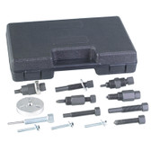 OTC 4535 13 piece A/C Clutch Hub Remover/Installer Set