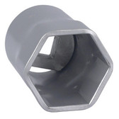 "OTC 1951M 55mm Truck Wheel Bearing Locknut, 3/4"" Drive"