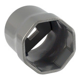 "OTC 1937 Locknut Socket 2-3/4"" Octagon, 3/4"" Drive"