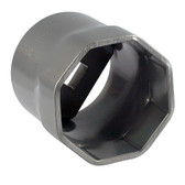 "OTC 1907 Locknut Socket 3"" Octagon, 3/4"" Drive"