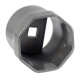 "OTC 1911 Locknut Socket 3 1/2"" Octagon, 3/4"" Drive"