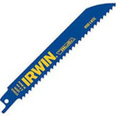 "Irwin 372610 Reciprocating Saw Blades 6"" 10TPI"
