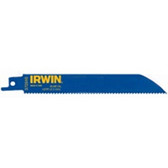 "Irwin 372614P5 Reciprocating Saw Blades 6"" 14TPI 5pk"