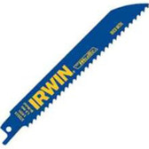 "Irwin 372618 Reciprocating Saw Blades 6"" 18TPI"