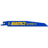 "Irwin 372656 Reciprocating Saw Blades 6"" 6TPI"