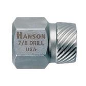 """Irwin 52201 1/8"""" Hex Head Multi-Spiral Extractor"""