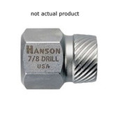 "Irwin 53204 7/32"" Hex Multi-Spiral Extractor"