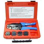 SG Tool Aid 18920 Ratcheting Terminal Crimping Kit