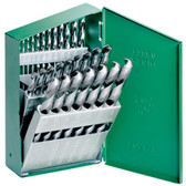 "Irwin 60138 Drill Bit Set, 29 Piece, High Speed Steel, 1/16"" to 1/2"""