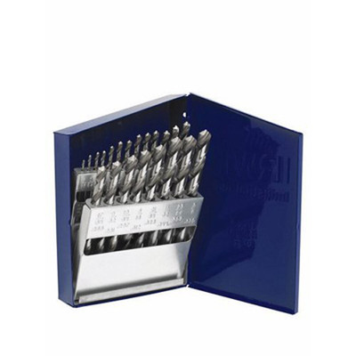 Irwin 60221 General Purpose Drill Bit Set, 21 Piece, 1/16 - 3/8""