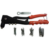 SG Tool Aid 19200 Heavy Duty Hand Riveter Kit with 40 Rivets
