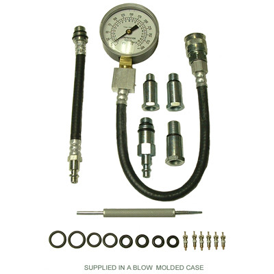 SG Tool Aid 34300 Heavy Duty Compression Tester for Gasoline Engines
