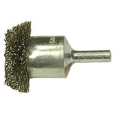 SG Tool Aid 17100 End Brush, Circular, Flared