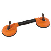 SG Tool Aid 87370 Lever Double Suction Cup