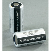 Streamlight 85175 Lithium Battery CR123A (2 pack)