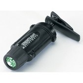 Streamlight 61102 ClipMate Green LEDs Black Flashlight