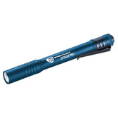 Streamlight 66122 Stylus Pro Blue / White LED Flashlight