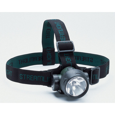 Streamlight 61051 Trident (2) White & (1) Green Headlamp