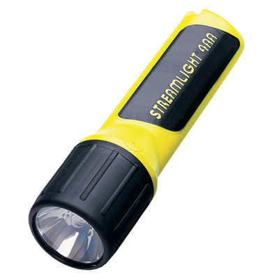 Streamlight 68254 4AA Luxeon Yellow Flashlight