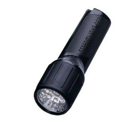 Streamlight 68300 4AA White LED, Black Flashlight