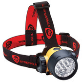 Streamlight 61052 Septor Rubber and Elastic Strap Headlamp