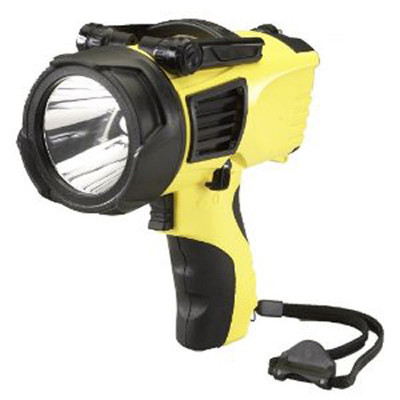 Streamlight 44900 Waypoint Spotlight with DC Power Cord, Yellow