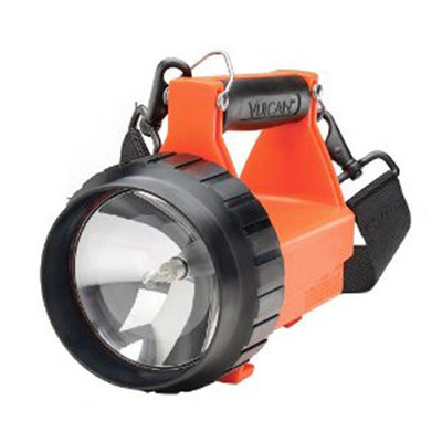Streamlight 44400 Fire Vulcan Standard System Floodlight, Orange