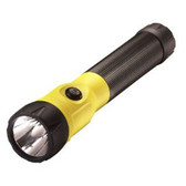 Streamlight 76184 PolyStinger LED Flashlight DC, Piggyback - Yellow