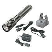 Streamlight 75713 Stinger LED Flashlight AC/DC (2 holder)