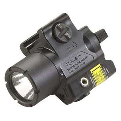 Streamlight 69240 TLR-4 Weapon Mounted Flashlight