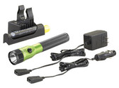 Streamlight 75636 Stinger LED Flashlight Lime Green AC/DC