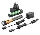 Streamlight 75642 Stinger LED Flashlight Orange 120/DC