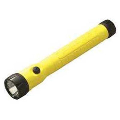 Streamlight 76412 Yellow AC/12VDC PolyStinger Flashlight
